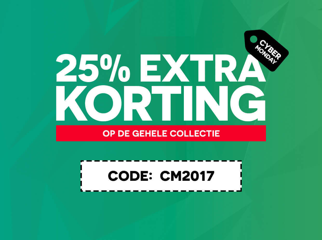 Cyber monday 2017 voetbalshop