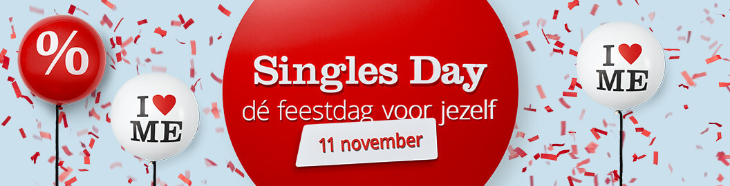 Singles Day 2017 Nederland