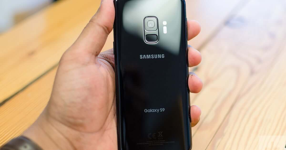 samsung galaxy s9 black friday 2019