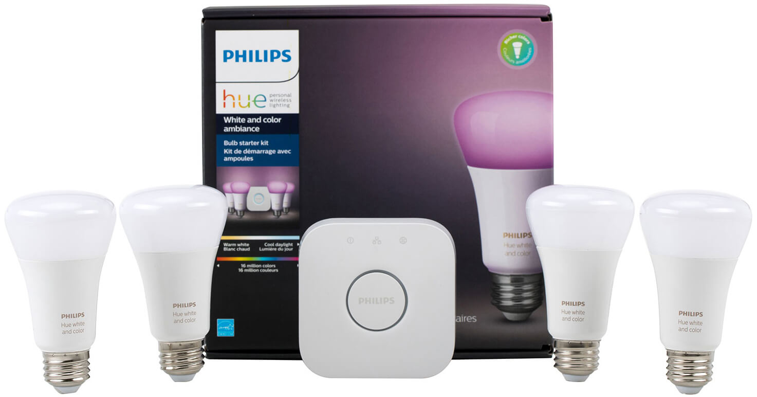 philips hue starterspakket black friday