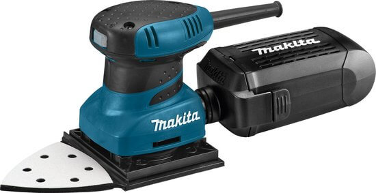 makita vlakschuurmachine black friday