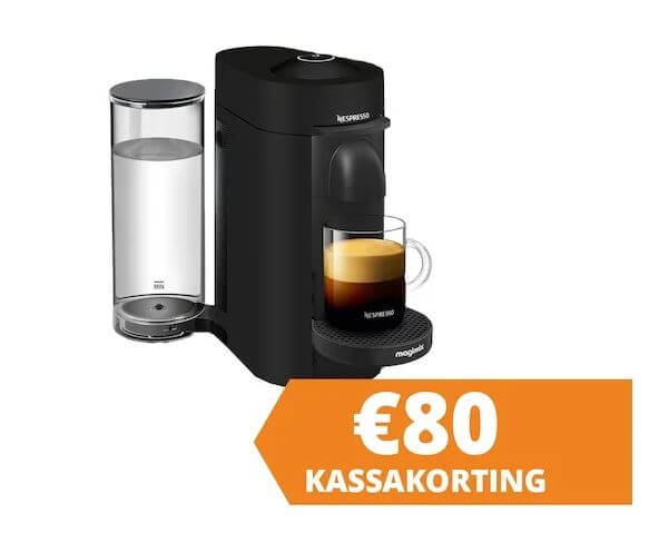 Koffie volautomaat Black Friday deals