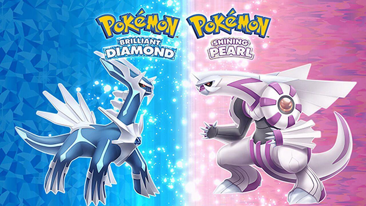 Pokémon Brilliant Diamond black friday aanbieding